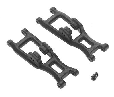 RPM 73512 Front A-Arms SC10B/SC10.2/T4.2FT Black