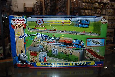 THOMAS & FRIENDS Musical Melody Thomas with 1 Disc RARE TOMY