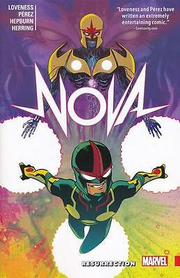 Nova: Resurrection Softcover Graphic Novel