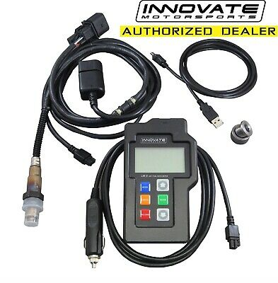 GENUINE Innovate 3837 LM-2 Air/Fuel Ratio Meter, Single O2 Basic Kit