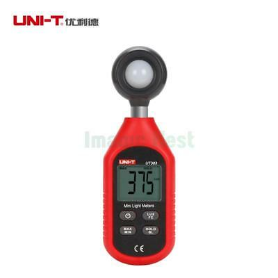 UNI-T UT383 Digital Light Meter Luxmeter Luminometer Lux / FC Meters Photometer
