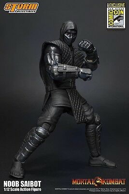 Mortal Kombat Noob Saibot 1/12 figure Storm Collectibles SDCC 2017 Exclusive