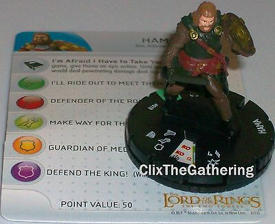 HAMA #018 Lord of the Rings: The Two Towers LotR HeroClix