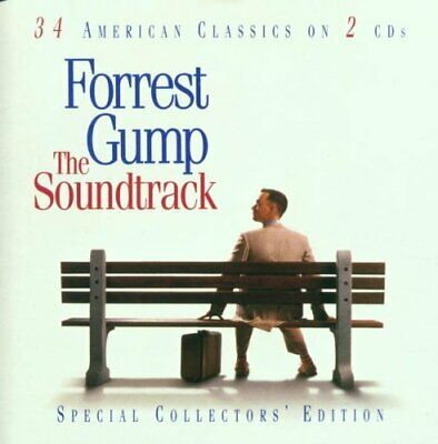 Various Artists - Forrest Gump - The Soundtrack - Various Artists CD EYVG The