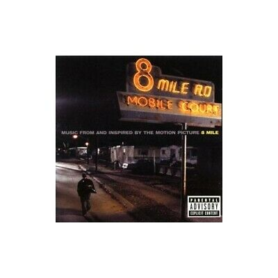 8 Mile - 8 Mile - 8 Mile CD 85VG The Fast Free Shipping