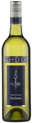 Gapsted `Valley Selection` Chardonnay 2015 (12 x 750mL), King Valley, VIC.