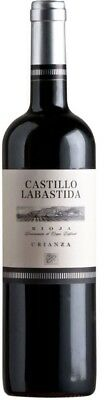 Castillo Labastida Crianza 2016 (12 x 750mL), Rioja, Spain.