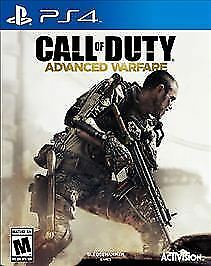 Call Of Duty: Advanced Warfare (Ps 4, 2014) (3599)     Free Shipping Usa