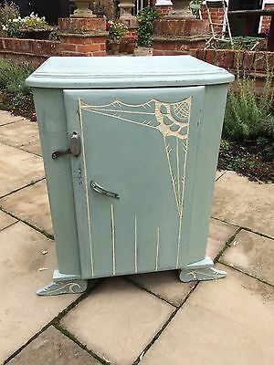 French antique Art Deco cabinet/cupboard 1930s