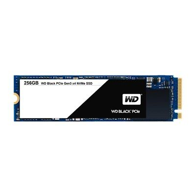 WD Black M.2-2280 256GB PCI Express 3.0 x4 NVMe Solid State Drive