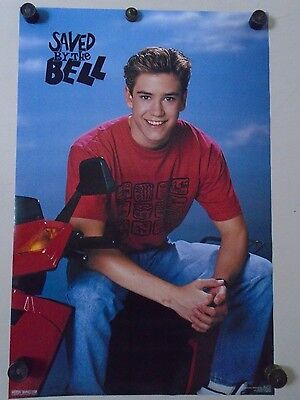 """Saved by the Bell - Orig. vintage poster  #215 / Exc. New cond./ 21 x 32"""""""