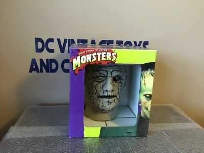 Mummy Don Post Calendar Mask Reissue Verison A With Box(Chaney) New Unused