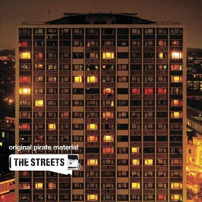 "The Streets - Original Pirate Material Wall Poster Skinner 8X8"" 20X20"" 30X30"""