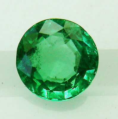 0.54ct!! COLOMBIAN EMERALD NATURAL GEM UNTREATED COLOUR +CERTIFICATE AVAILABLE