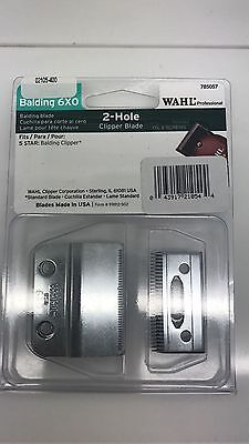 Wahl Replacement Blade Set For Balding 6X0 Clipper WA2105-400