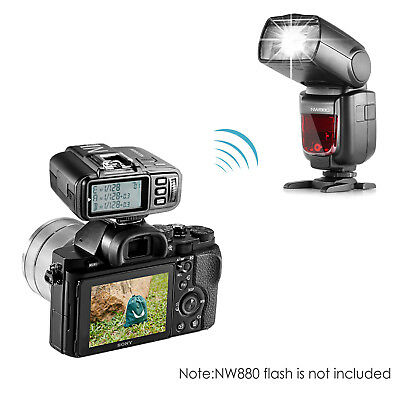 Neewer N1T-S TTL 2.4G Wireless Flash Trigger Transmitter for Sony A77II A7RII