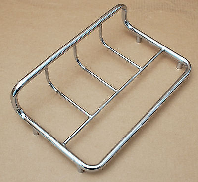 Harley genuine luggage rack luggage rack tour pac Top Case Touring