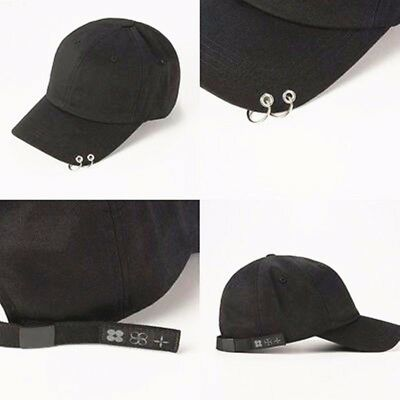 BTS Live The Wings Tour K-POP Iron Ring Hats Baseball Cap Fashion NEW