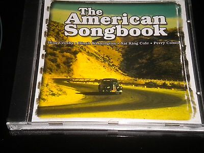 The American Songbook - CD Album - 2006 - 14 Great Tracks - Various Artists