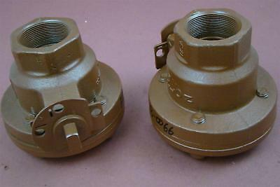 "(2) Balon 2F Ball Valve Air/Mud 2"" NPT 3288-0066"