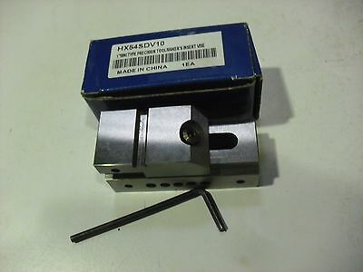 """1"""" Mini Precision Tool Makers Insert Vise Manufacturer Unknown"""