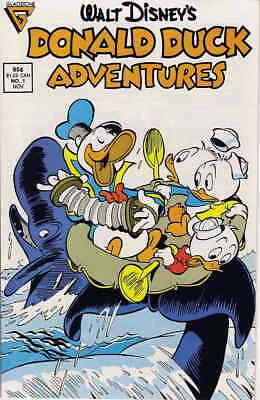 Donald Duck Adventures (Gladstone) #1 FN Gladstone - save on shipping - details