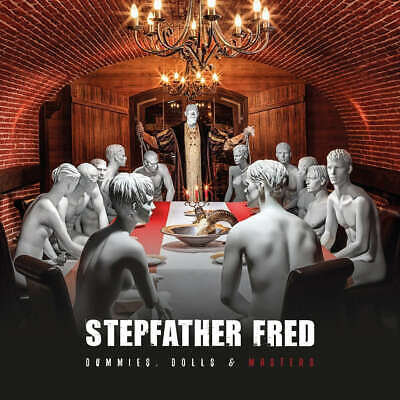 STEPFATHER FRED - Dummies, Dolls & Masters - Vinyl 2-LP - red Vinyl