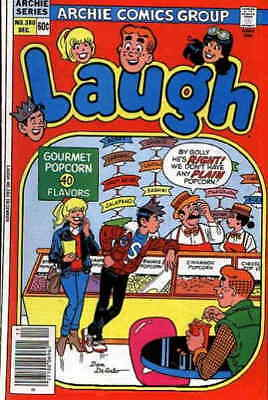 Laugh Comics #380 FN Archie - save on shipping - details inside