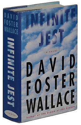 Infinite jest by david foster wallace english hardcover book free infinite jest david foster wallace first edition 1996 1st printing fandeluxe Image collections