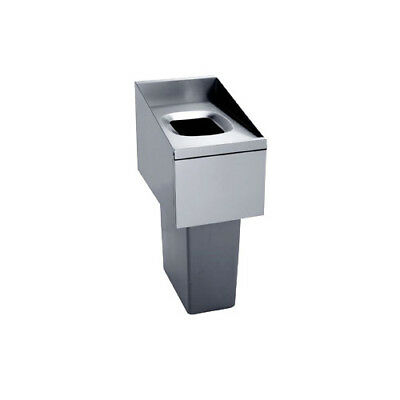 "Krowne Metal KR18-T12 Royal 1800 Series 12""W Underbar Trash Station"