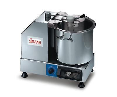 Sirman C9 VV 9 Quart Variable Speed Cutter/Mixer w/ Removeble Bowl