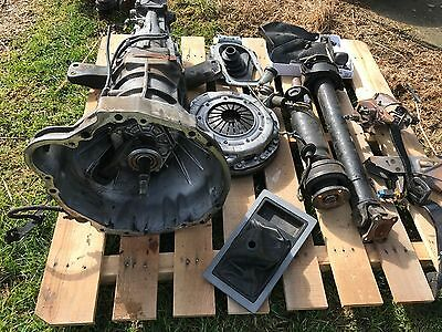 Nissan R31 Skyline Rb30 3.0Lt 5 Speed Manual Gearbox Conversion Kit