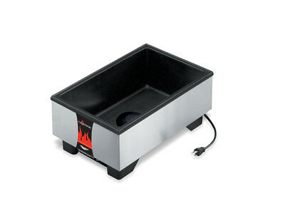 Vollrath 71001 Cayenne Bain Marie Food Warmer Counter Top Electric 120v