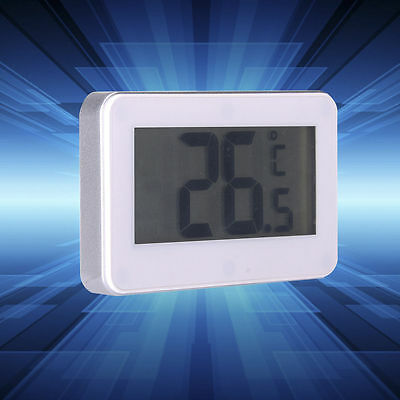 High-precision Waterproof Refrigerator Thermometer with Frost Alarm -20 - 60 ℃