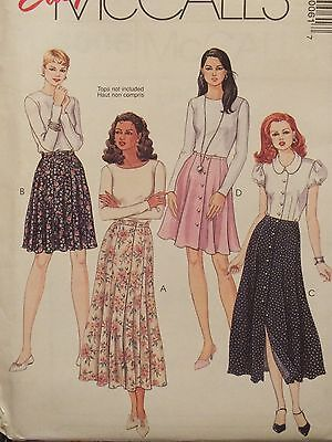OOP McCALLS 2519 MS//Wmns Lined Jacket Skirts /& Hats PATTERN 12-14-16//20-22-24 UC
