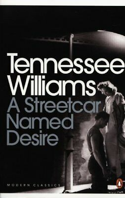 A Streetcar Named Desire (Modern Classics (Penguin))(Play edition),Tennessee Wi