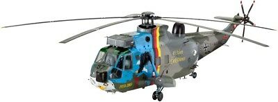 Sea King Mk.41 (45 years SAR) Helicopter 1/72 scale skill 4 Revell model#4899