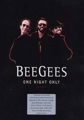 The Bee Gees: One Night Only DVD (1999) The Bee Gees