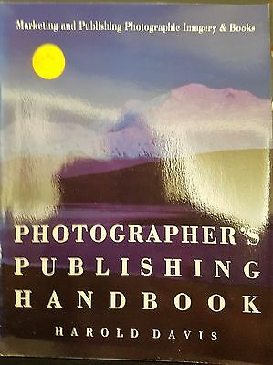 Photographers Publishing Handbook Photography Camera Book By Harold Davis