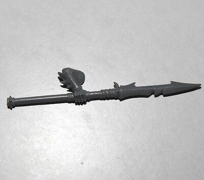 Warhammer Fantasy Bits, Dark Elves Warriors Spear Arm B