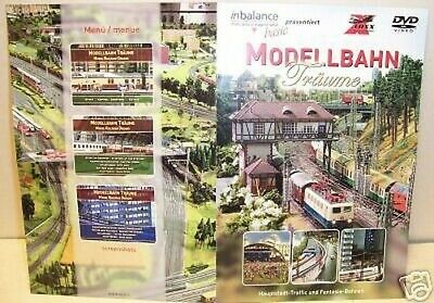 Model Railway Dreams Loxx Berlin in H0 DVD Plus Special Issue µ