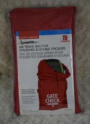 J.L. Childress Standard or Double Stroller Airplane Gate Check Travel Bag NEW!