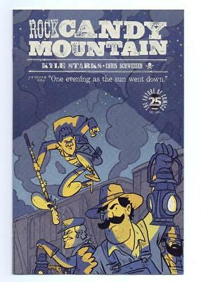 Rock Candy Mountain #1 Image Comics 25th Anniversary Blind Box Color Variant NM