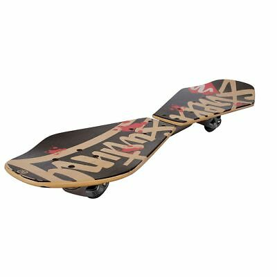 Street Surfing Wooden Waveboard Wave Rider Sundown aus Holz