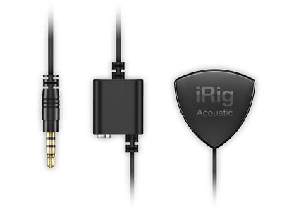 IK Multimedia iRig Acoustic Guitar Interface for iOS Devices