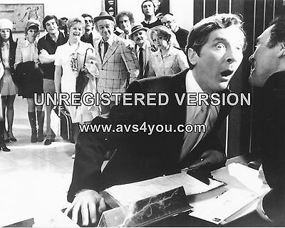 """Carry On Abroad Kenneth Williams Film Still 10"""" x 8"""" Photograph no 17"""