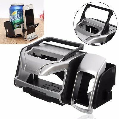 Car Van Clip on Air Vent Beverage Bottle Can Drink Cup Phone Mount Holder Stand