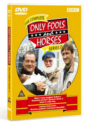 Only Fools and Horses: The Complete Series 7 DVD (2004) David Jason ***NEW***