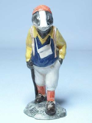 Beswick HIKER BADGER Figurine 5 Photos ECF6 English Country Folk
