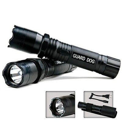 Guard Dog Security TLSG-GDD4500F Diablo Tactical Flashlight & StunGun